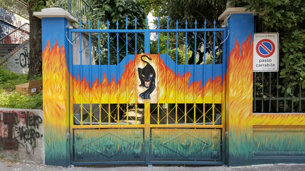 Murales a Milano (parziale)